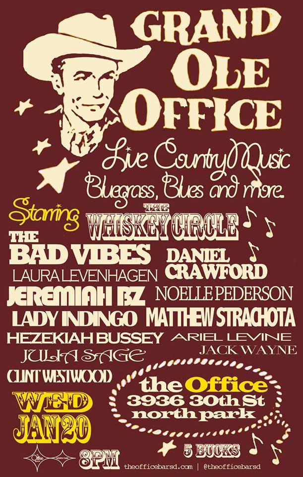 Grand Ole Office